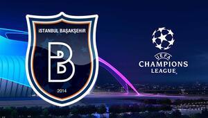 Son dakika: Başakşehirin Şampiyonlar Ligi play-off turu rakibi belli oldu