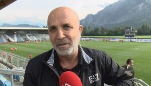 Hasan Çavuşoğlu: Ligi ilk 10 içinde bitirmek istiyoruz