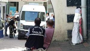 Polise teslim edin yazılı çuvaldan lav silahı ile el bombaları çıktı
