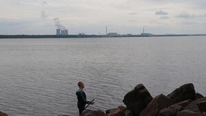 Türk balıkçılar Rusyadaki nükleer santralde turnuvaya katıldı