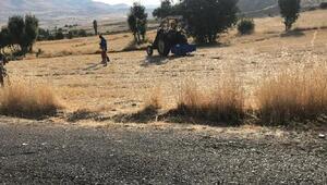 Gercüşte tarım işçilerini taşıyan traktör devrildi: 7 yaralı