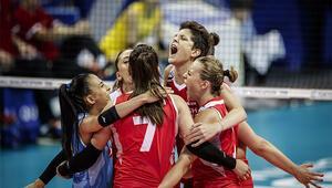 Avrupa Kadınlar Voleybol Şampiyonasına doğru