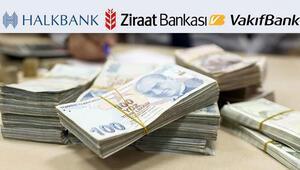 Üç kamu bankasından ortak açıklama Firmalara kredi desteği...