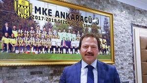 Mehmet Yiğiner: Mühim olan Şampiyonlar Ligi'nin hayalini kurabilmek