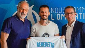 Benedetto, Olympique Marsilyada | Transfer haberleri...