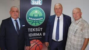 Teksüt Bandırmada hedef TBSL şampiyonluğu
