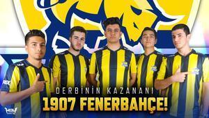 Wolfteam derbisinde rövanş 1907 Fenerbahçenin
