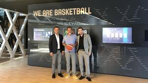 Pınar Karşıyaka heyeti FIBAya çıkarma yaptı Transfer yasağı...