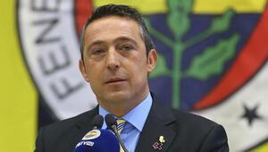 Başkan Ali Koç açıkladı 4 transfer...
