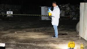 Diyarbakır'da hurdacı pazarında silahlı kavga