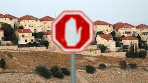 İsrailden Batı Şeriada 2 bin 300 yasa dışı konut inşasına onay