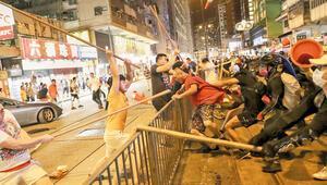 Pekin'den sert çıkış: 'Suç işleyenler cezalandırılacak'