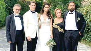 Yalıda düğün
