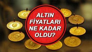 Altın fiyatları haftanın son günü ne kadar oldu Güncel gram ve çeyrek altın fiyatı