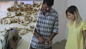 Eskişehirdeki kazıda 4 bin 500 sene öncesine ait şaşırtan detaylar