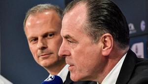 Schalkede başkan Toennies 3 aylığına koltuğu bıraktı