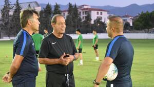 Yücel İldiz: G.Saray maçına iyi hazırlanıyoruz, 3 transfer daha...