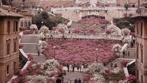 Romada İspanyol Merdivenlerine oturmak artık yasak
