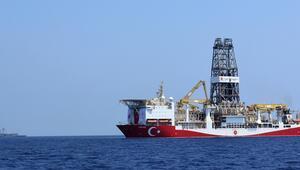 Yavuz sondaj gemisi Karpaz-1 kuyusu için sondaja başladı