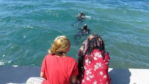 Beykozda denizde kaybolan çocuğun cesedi bulundu