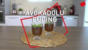 Avokadolu Puding | Mucize Lezzetler