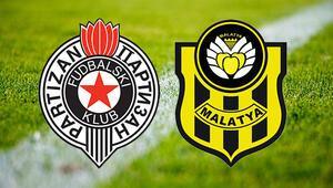 Partizan Yeni Malatyaspor maçı ne zaman saat kaçta ve hangi kanalda