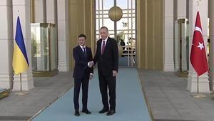Son dakika... Ukrayna lideri Zelenskiy Türkiyede