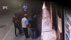 Pişkin hırsız dehşet saçtı Yakalanıp darp edildi daha sonra da...