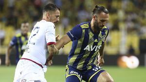 Fenerbahçe 2-2 Cagliari