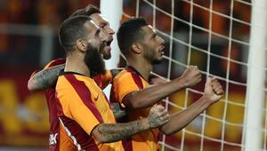 Galatasaray 1-0 Akhisarspor