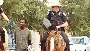 ABD polisinden köleliği hatırlatan görüntüler için özür