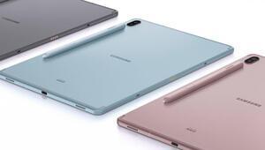 Samsung Galaxy Tab S6 Türkiyeye geldi Özellikleri ve fiyatı açıklandı