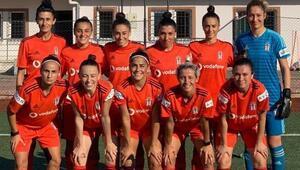 Beşiktaş Kadın Futbol Takımı, Şampiyonlar Ligine beraberlikle başladı