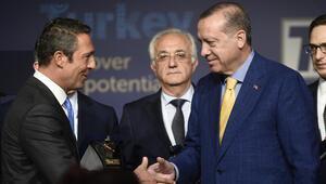 Ali Koçtan Cumhurbaşkanı Erdoğana 25. yıl tebriği