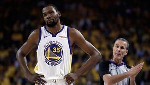 Kevin Durant: Yok artık Nasıl suçlarsınız...