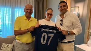 Jennifer Lopeze Antalyaspor forması