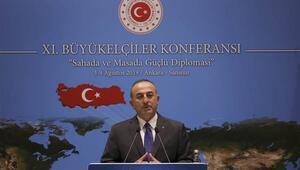 Son dakika... Dışişleri Bakanı Çavuşoğlundan önemli açıklamalar