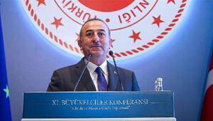 Çavuşoğlu: Güvenli Bölgenin Münbiç yol haritasına dönüşmesine müsaade etmeyeceğiz