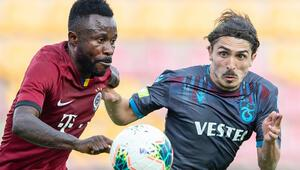 Sparta Prag - Trabzonspor: 2-2