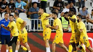 Partizan - Yeni Malatyaspor: 3-1