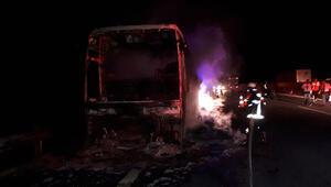 Bir korkutan haber daha... 40 yolcu son anda kurtarıldı
