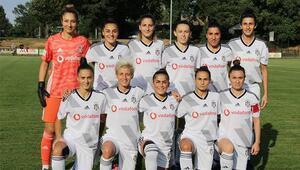 Beşiktaş Kadın Futbol Takımı, Twente karşısında Şampiyonlar Ligi elemeleri...