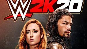 WWE 2K20'nin kapağında Becky Lynch ve Roman Reigns olacak