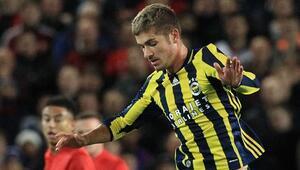 Roman Neustadter Fenerbahçeye veda etti