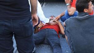 Olay yeri tarif edilemeyince dakikalarca ambulans bekledi