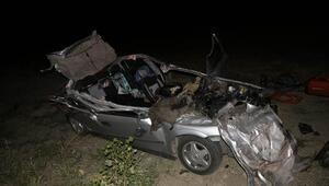 Zincirleme trafik kazası: 2 ölü, 5 yaralı