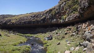 Etiyopyada insanoğlunun yüksekte kurduğu en eski yaşam alanı keşfedildi