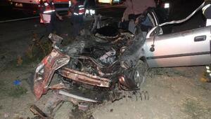 Yozgatta zincirleme kaza: 2 ölü, 5 yaralı