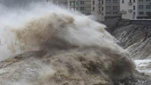 Çinde Lekima tayfunu: Çok sayıda can kaybı var