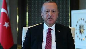 Son  dakika: Cumhurbaşkanı Erdoğandan bayram mesajı: Ağustosta zaferler halkasına bir yenisini ekleyeceğiz